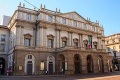 Teatro alla Scala, Milan Stock Images