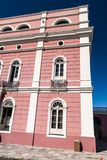 Teatro Amazonas. Famous theatre building in Manaus, Brazil stock photography