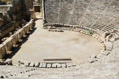 Teatro antico Fotografia Stock