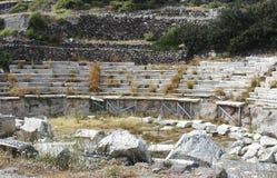 Teatro antigo Fotos de Stock