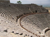 Teatro antigo Fotografia de Stock