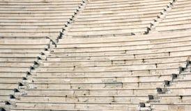 Teatro antiguo de la acrópolis Fotografía de archivo libre de regalías