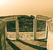 Teatro - Aphrodisias Fotografie Stock