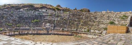 Teatro - Aphrodisias Imagenes de archivo