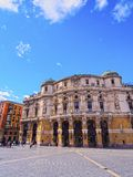 Teatro Arriaga in Bilbao Royalty Free Stock Photo