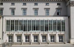 Teatro bávaro del estado Fotos de archivo libres de regalías