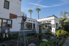 Teatro bonito do centro de Fremont de Pasadena sul fotos de stock