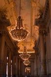 Teatro Buenos Aires dei due punti immagine stock