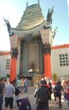Teatro chino de Grauman Imagenes de archivo