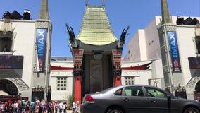 Teatro chino del TCL en Hollywood, California
