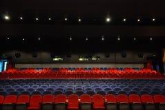 Teatro, cine Foto de archivo