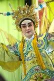 Teatro cinese asiatico Immagine Stock Libera da Diritti