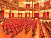 Teatro Circo De Marte in Santa Cruz de la Palma, Innenansicht stockfoto