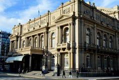 Teatro Colón Stock Photography