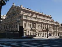 Teatro Colón, Buenos Aires Stock Photography