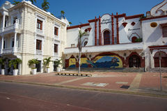 Teatro Colon Royalty Free Stock Photo