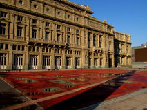 Teatro Colon Buenos Aires royalty free stock images