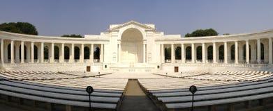 Teatro commemorativo, Arlington Fotografia Stock Libera da Diritti