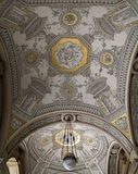 Teatro da ópera de Budapest Fotografia de Stock Royalty Free