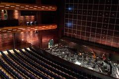 Teatro da ópera de Copenhaga Fotografia de Stock