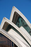 Teatro da ópera de Sydney em Sydney, Austrália. imagens de stock