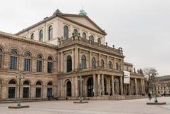 Teatro da ópera em Hannover Foto de Stock