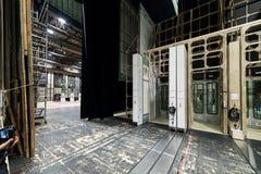 Teatro da ópera real de visita em Viena, capital de Austria's Imagem de Stock