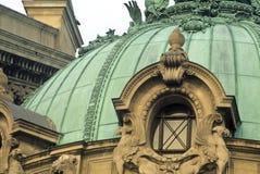Teatro da ópera, Paris Imagem de Stock Royalty Free