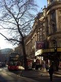 Teatro de Aldwych, Londres Fotografia de Stock Royalty Free