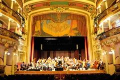 Teatro de Amazonas Fotografia de Stock