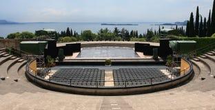 Teatro de ar aberto Imagem de Stock