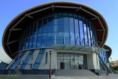 Teatro de Cao Van Lau, construção cônica do chapéu fotos de stock royalty free