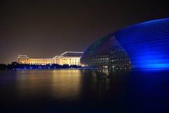 Teatro de China Fotos de archivo libres de regalías