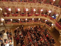 Teatro de Civilie Imagen de archivo