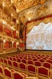 Teatro de Cuvillies de la residencia de Munich Imagen de archivo libre de regalías