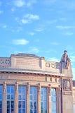 Teatro de Giessen Foto de archivo libre de regalías