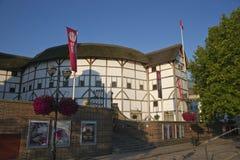 Teatro de The Globe Imágenes de archivo libres de regalías