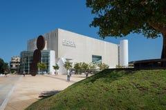 Teatro de Habima em Tel Aviv Foto de Stock Royalty Free