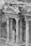 Teatro de Hierapolis, Pamukkale, Denizli Fotos de archivo libres de regalías