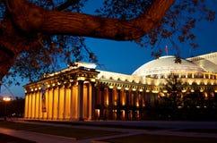 Teatro de la ópera imagen de archivo libre de regalías