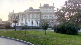 Teatro de la ópera Fotografía de archivo