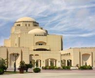 Teatro de la ópera de El Cairo fotos de archivo libres de regalías