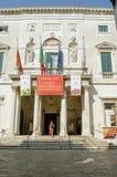 Teatro de la ópera de Fenice del La, Venecia Fotos de archivo libres de regalías