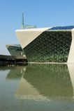 Teatro de la ópera de Guangzhou Imagen de archivo
