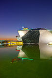 Teatro de la ópera de Guangzhou Imagenes de archivo