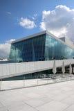 Teatro de la ópera de Oslo Fotos de archivo libres de regalías