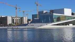 Teatro de la ópera de Oslo metrajes