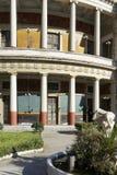 Teatro de la ópera de Politeama Imágenes de archivo libres de regalías