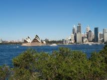 Teatro de la ópera de Sydney Imagen de archivo