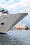 Teatro de la ópera de Sydney Fotografía de archivo